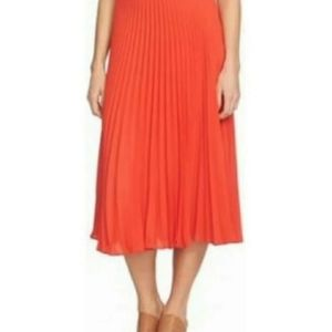A.N.D Coral Pleated Skirt XS